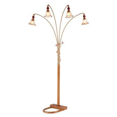 "92""H Arch Lamp"