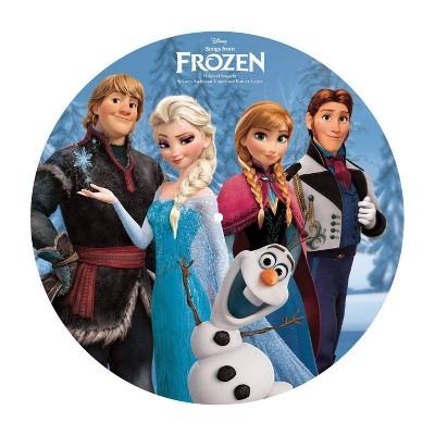 Various Artists - Songs From Frozen (LP) (Vinyl)