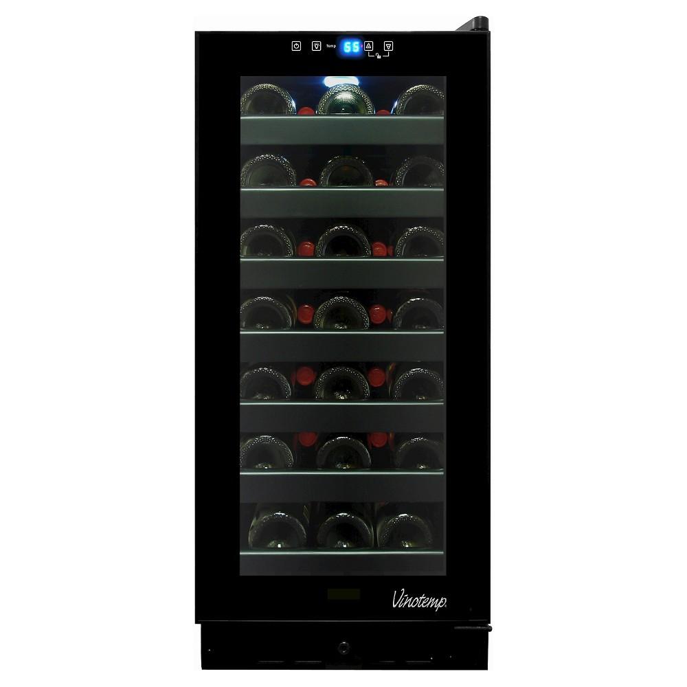 Vinotemp Wine Refrigerator VT-32TS-FE