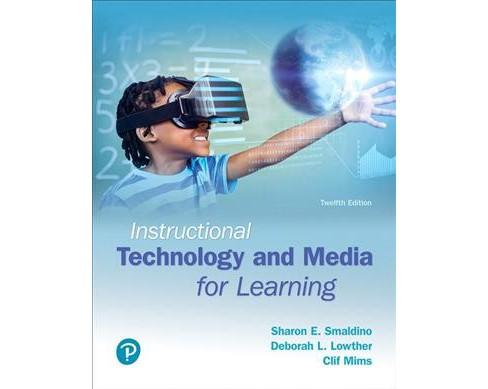 Instructional Technology and Media for Learning -  (Paperback) - image 1 of 1