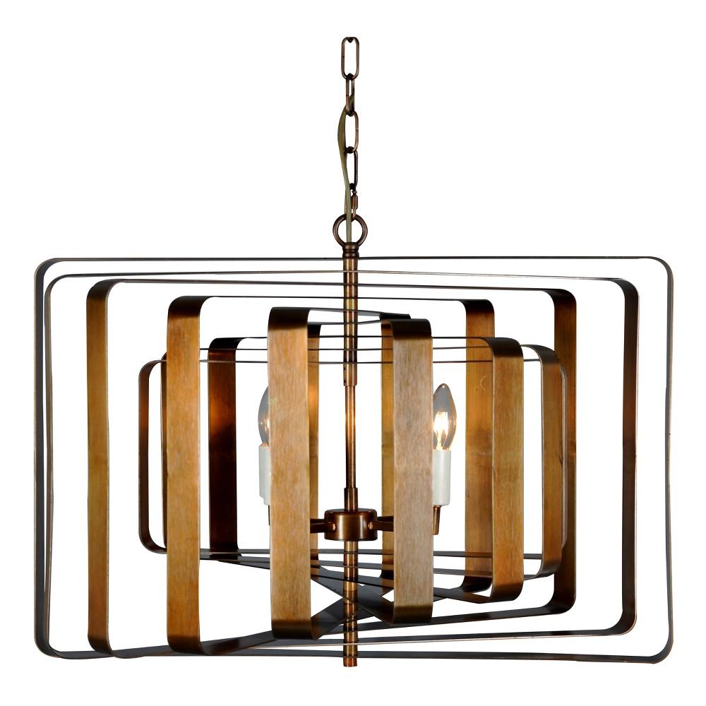 Gevalia Chandelier Ceiling Light Gold - Thy-Hom