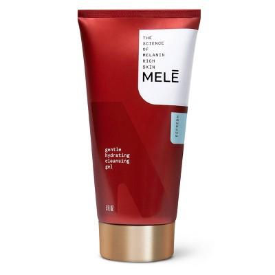 MELE Refresh Gentle Hydrating Facial Cleansing Gel for Melanin Rich Skin - 5 fl oz