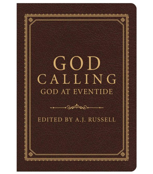 God Calling : God at Eventide (Paperback) - image 1 of 1