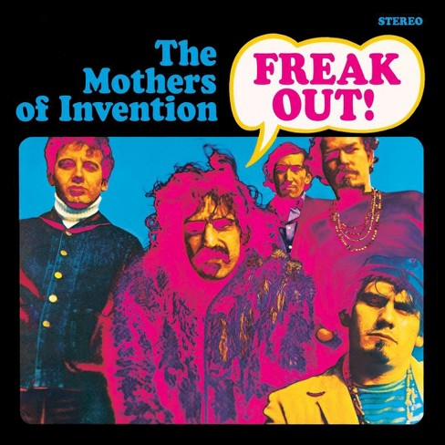 Frank zappa - Freak out (CD) - image 1 of 1
