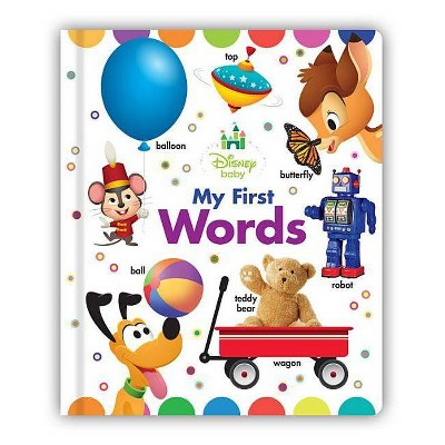 My First Words (Hardcover)