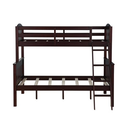 Twin Over Full Tate Bunk Bed - Dorel Living - image 1 of 4