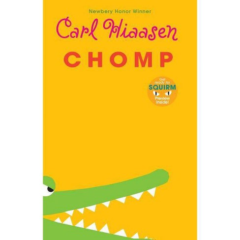 Chomp (Reprint) (Paperback) by Carl Hiaasen - image 1 of 1