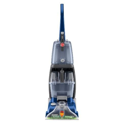 Hoover Scrub Deluxe Carpet Cleaner
