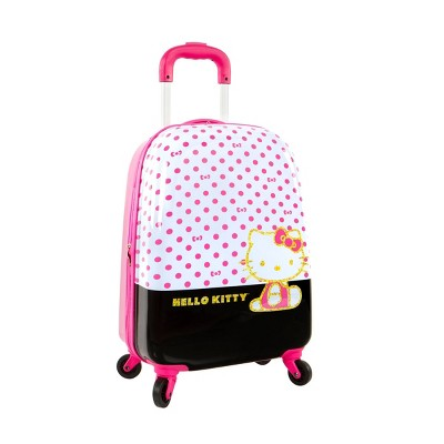 Heys Hello Kitty Kids' Hardside Spinner Suitcase