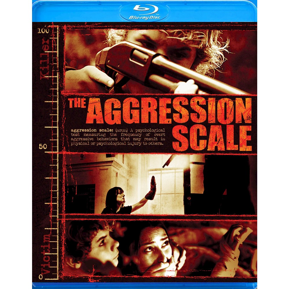 The Aggression Scale Blu Ray 2012