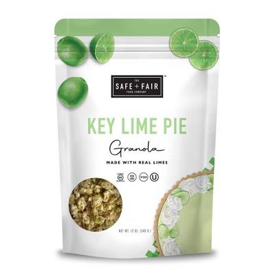 Safe+Fair Key Lime Pie Granola - 12oz