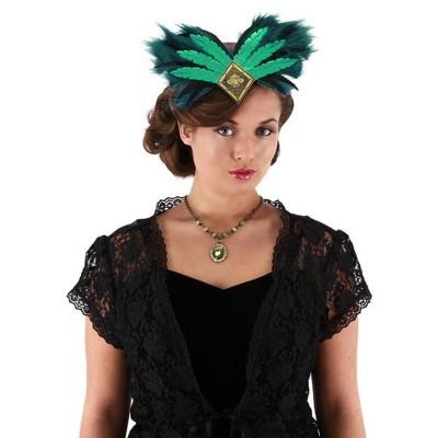 Elope Oz The Great Deluxe Evanora Costume Headband Adult