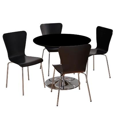 5pc Hillboro Dining Set - Buylateral