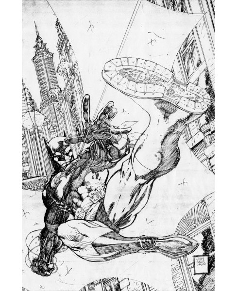 Batman Hush Unwrapped -  New (Batman: Hush Unwrapped) by Jeph Loeb (Hardcover) - image 1 of 1