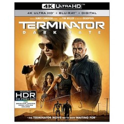 Terminator: Dark Fate (4K/UHD)