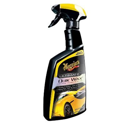 Meguiars 24oz Ultimate Quick Car Wax