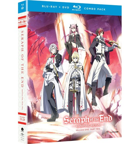 Seraph Of The End Vampire Reign:Ssn 2 (Blu-ray) - image 1 of 1