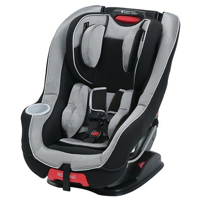 Graco® Size4Me 65 Convertible Car Seat featuring Rapid Remove - Matrix