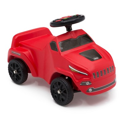 Jeep Cherokee Ride-On Push Car - Red