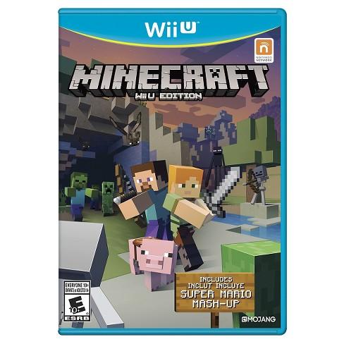Minecraft Wii U Edition Nintendo Wii U Target - Skins para minecraft wii u