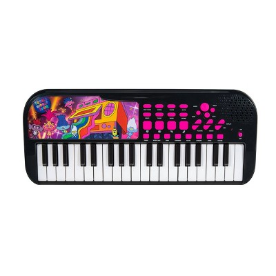 First Act Trolls World Tour Keyboard