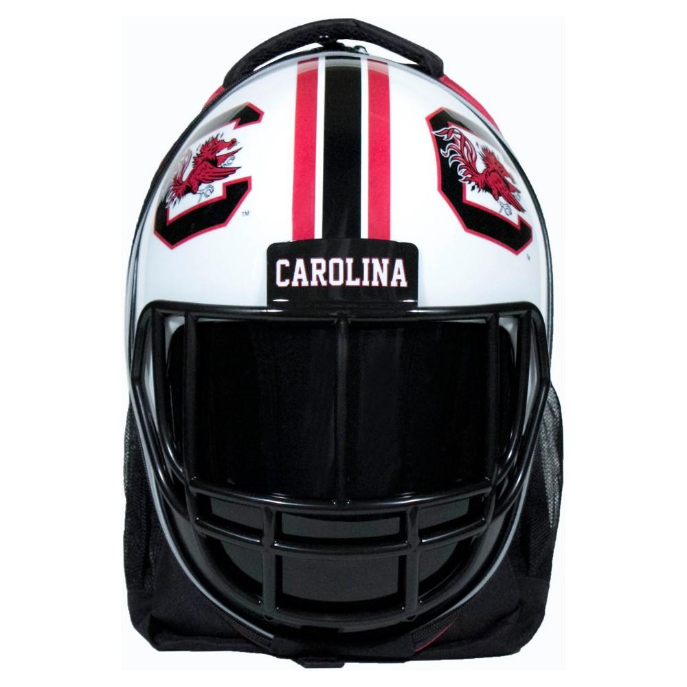 NCAA 3D Football Helmet Backpack South Carolina Gamecocks