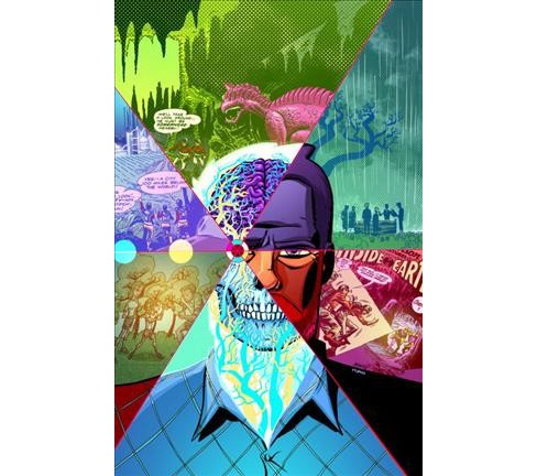 Cave Carson Has a Cybernetic Eye 1 : Going Underground (Paperback) (Gerard Way & Jon Rivera) - image 1 of 1