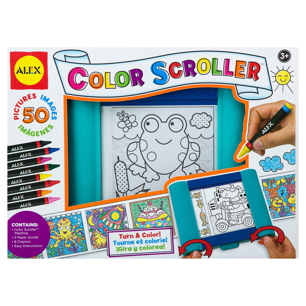 Alex Toys Color Scroller, Craft Activity Kits