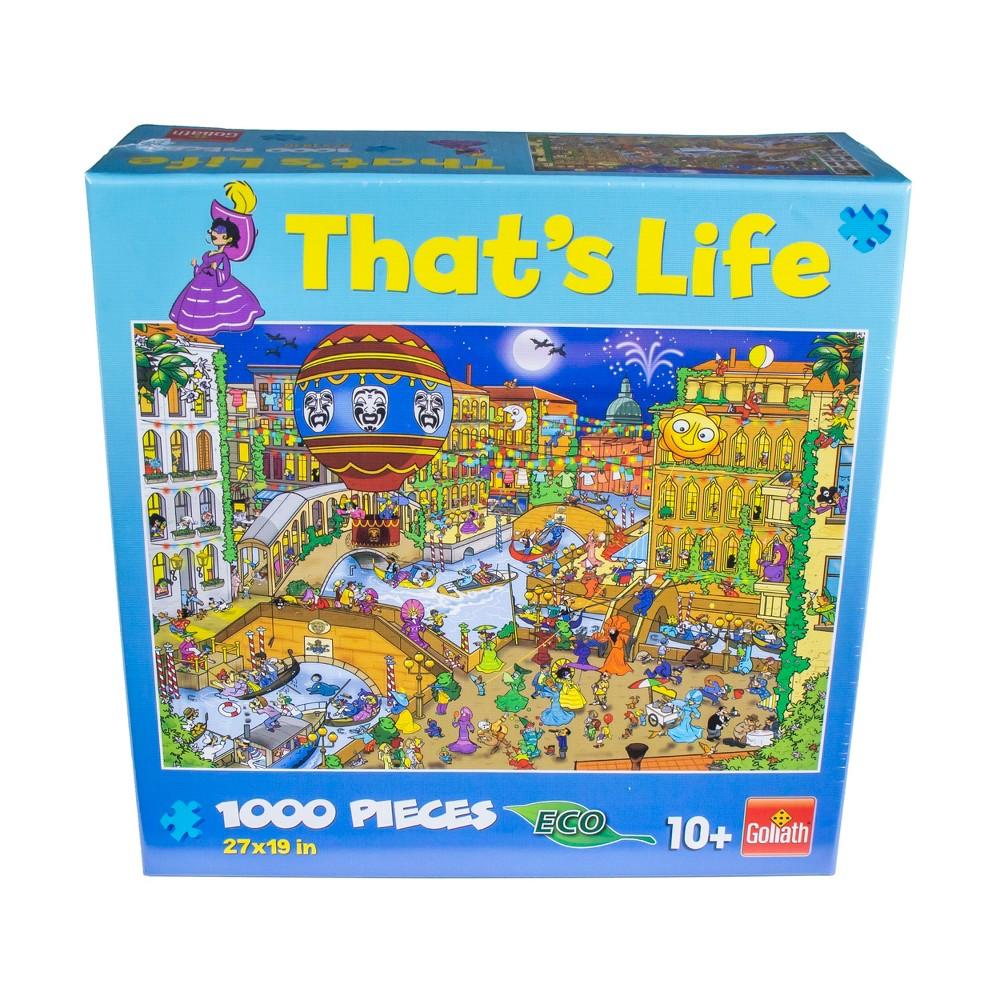 Goliath That's Life - The Venice Puzzle 1000pc