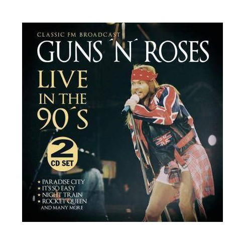 Guns N' Roses - Live In The 90s (CD) - image 1 of 1
