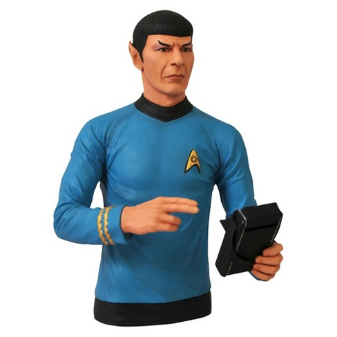 Diamond Select Toys Star Trek Spock Bust Bank - image 1 of 1