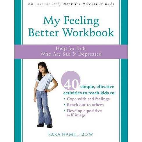 My Feeling Better Workbook - by  Sara Hamil (Paperback) - image 1 of 1