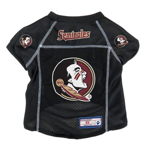 NCAA Little Earth Pet Football Jersey - Florida State Seminoles   Target fc79c0c57