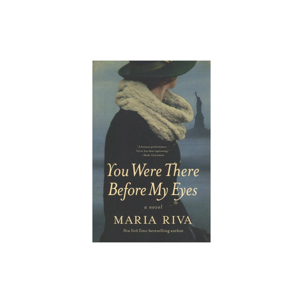 You Were There Before My Eyes - Reprint by Maria Riva (Paperback)