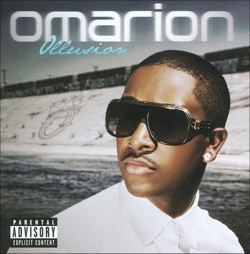 Omarion - Ollusion [Explicit Lyrics] (CD) - image 1 of 2