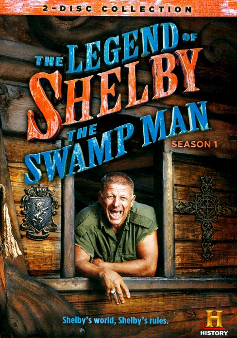 Legend of shelby the swamp man:Season (DVD) - image 1 of 1