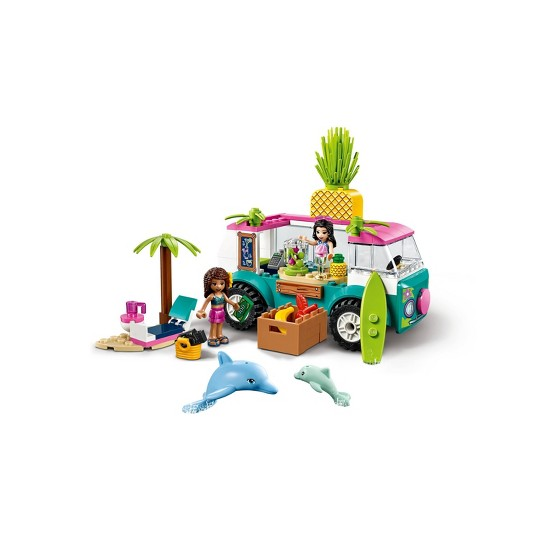 LEGO Friends Juice Truck LEGO Truck Building Kit 41397 image number null