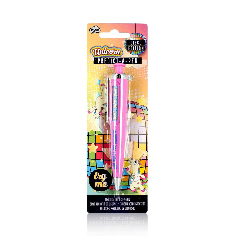 Image of Disco Unicorn Rainbow Pen