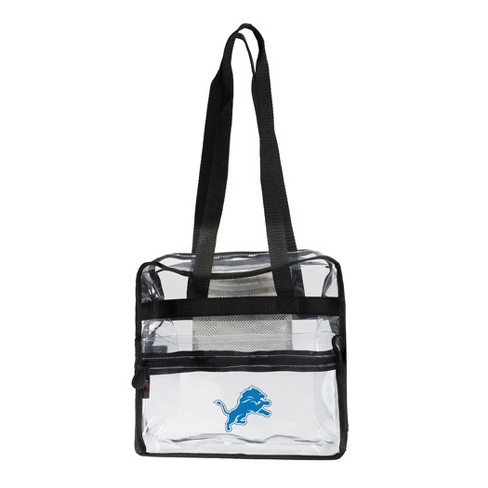 NFL Detroit Lions The Northwest Co. Clear Zone Stadium Tote - image 1 of 1