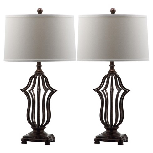 Chloe Sculpture Table Lamp (Set of 2) - Safavieh® - image 1 of 3