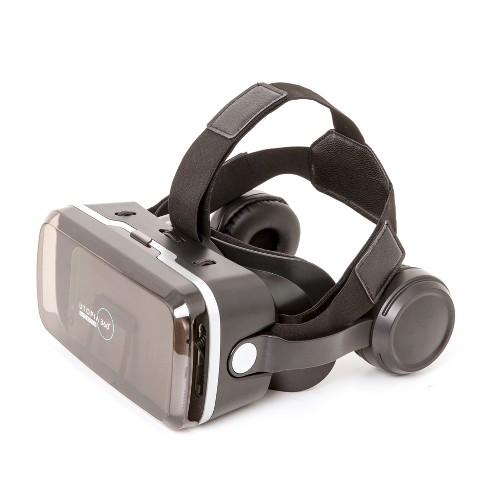 Vr Headset With Built In Headphones Target