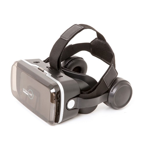 Vr Headset With Built In Headphones Target