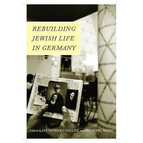 Rebuilding Jewish Life in Germany - (Paperback) - image 1 of 1