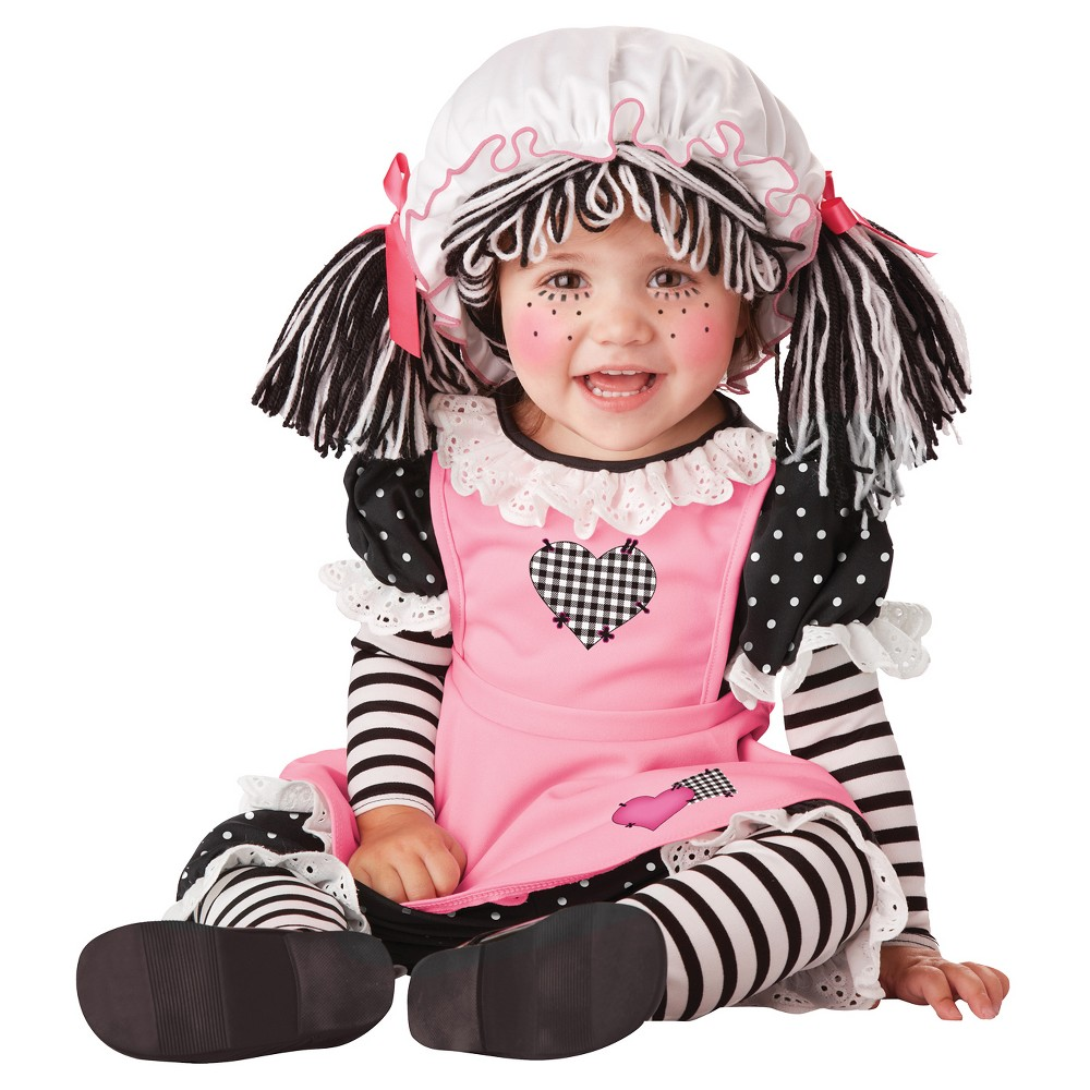 Baby Doll Halloween Costume 18 24m