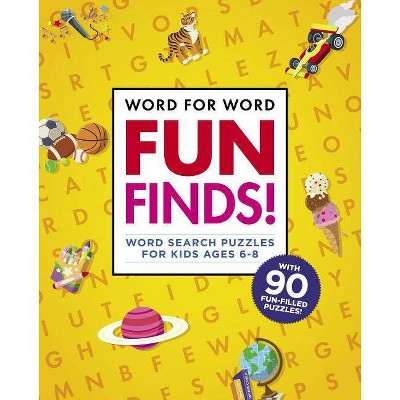 Word for Word: Fun Finds! - by Various (Paperback)