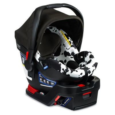 Britax B-Safe Gen2 FlexFit Infant Car Seat - Cowmooflage SafeWash