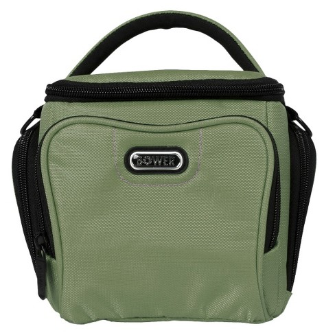 Bower Small Adjustable Dividers Dazzle Camera Accessory Bag - Green (SCB3900) - image 1 of 1