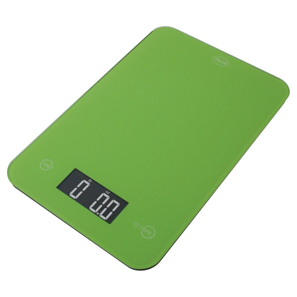 Aws Digital Kitchen Scale - Lime (Green)