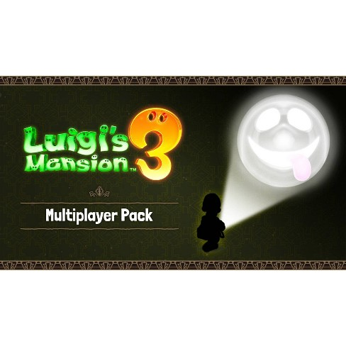 Luigi's Mansion 3: Multiplayer Pack - Nintendo Switch (Digital) - image 1 of 4