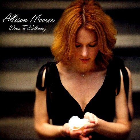 Allison moorer - Down to believing (CD) - image 1 of 2